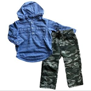 ⭐️ 18- 24 Month Old Navy Outfit